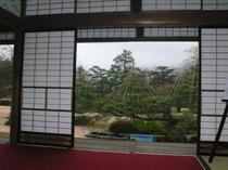 座観式庭園(中)