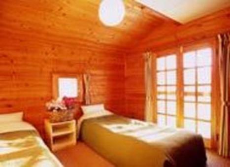 【現金特価】山小屋風ログのお部屋 ツインルーム