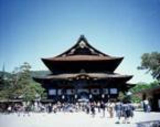 長野-善光寺