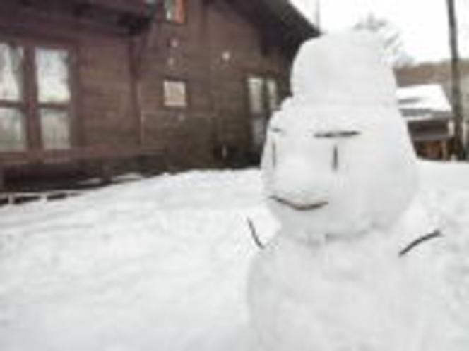 雪だるまも作れるよ2