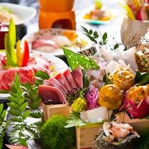 """【壱岐スタンダード会席】壱岐といえば""""新鮮な魚介""""を食したい!"""