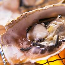 七輪焼きで食する牡蠣は絶品です!