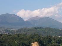 浅間山 連山