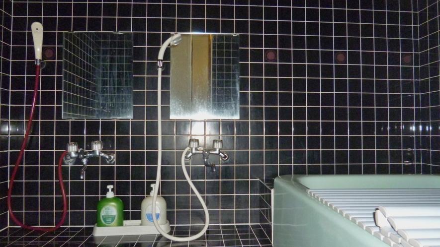 男女別・お風呂一例(貸切も可)ボディーソープシャンプーリンス有