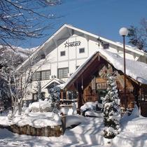 ★青空と澄んだ空気と白い雪!ミーティアで素敵な冬の休日を!