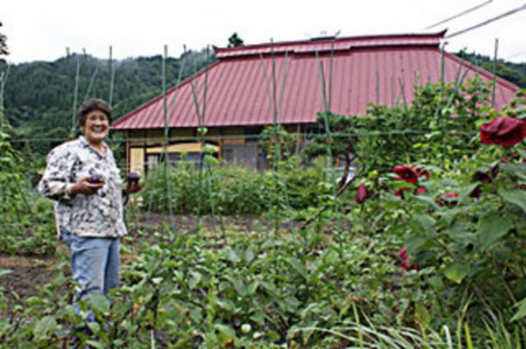 豆、野菜の生産農家