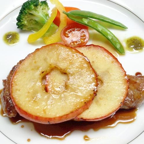 *夕食一例/新鮮な食材を美味しく♪