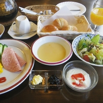 *【朝食例】美味しいお食事を食べればすっきりお目覚め♪