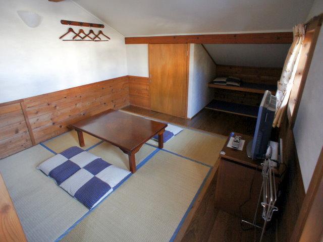 和室付のお部屋です