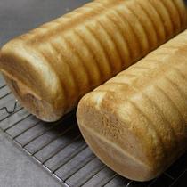 自家製の朝食用の食パン