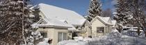 ラクーン外観 雪景色