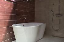 コテージのお風呂