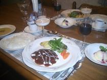 ディナー<一例>