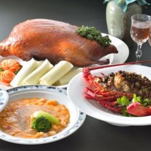 中国料理「鴻臚」 コース(イメージ)