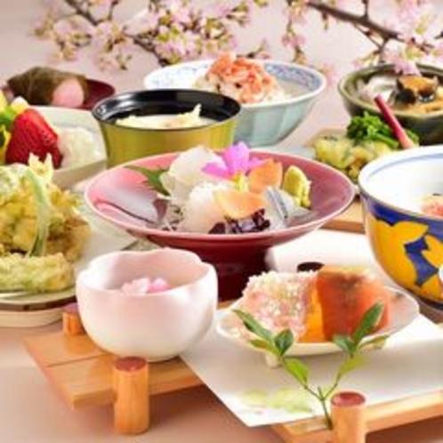 日本料理「弁慶」 会席イメージ
