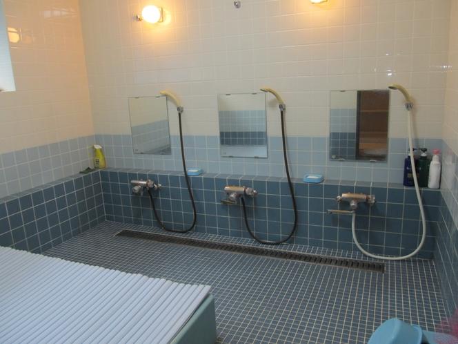 共用の浴室