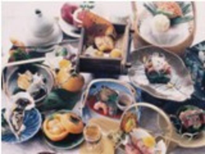 実りの秋の膳1