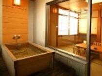 檜風呂付和室8畳のお部屋