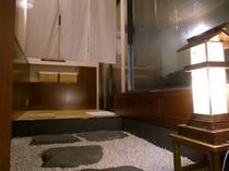 10階風呂入り口