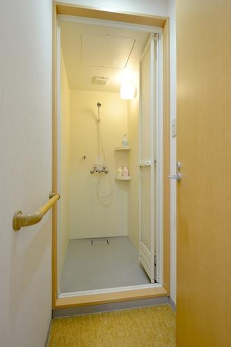 個室シャワー室
