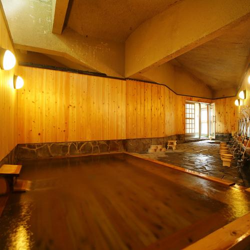 檜風呂【木の香と湯の香】