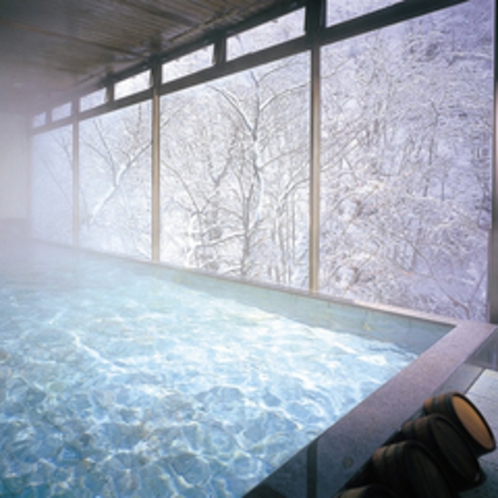 大浴場【のんびりとゆったりの湯】