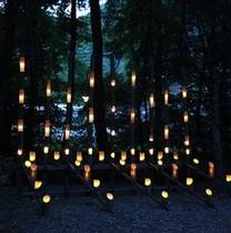 竹の宵まつり