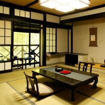 【夏の花見館】 10畳和室