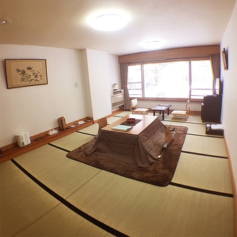 和室14畳/大部屋 バス・トイレ付