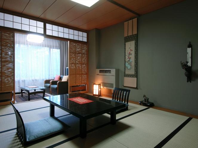 14畳和室は、みんなでごろごろしたい方に最適!