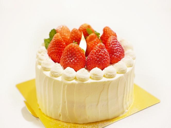 誕生日ケーキ(写真はイメージです)