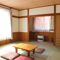 *[本館/和室8畳・バストイレなし]足を伸ばして寛げる客室