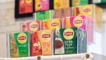 レディースルーム専用紅茶サービス