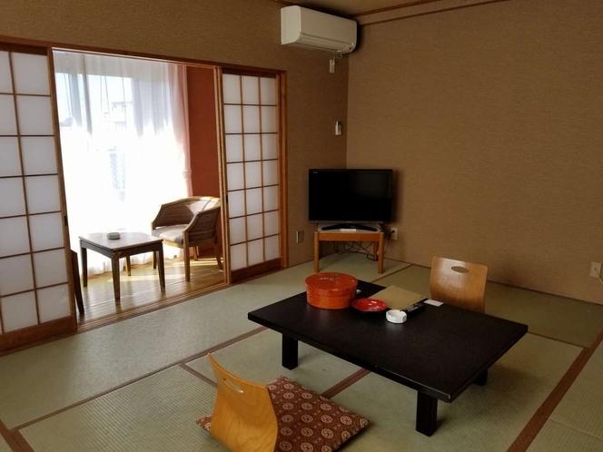 客室一例 2階和室
