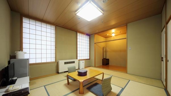 ◆喫煙和室10畳〜12畳-最大4名様可能-Wi-Fi完備