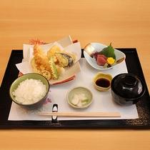 【夕食】選べる夕食お膳 天婦羅