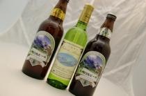地ビールとワイン