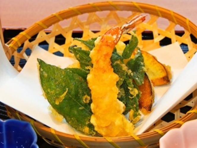 山菜天ぷらC