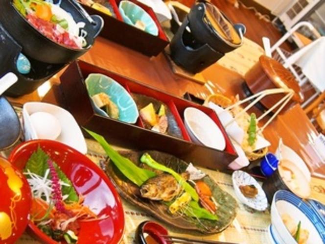 夏期夕食例2C