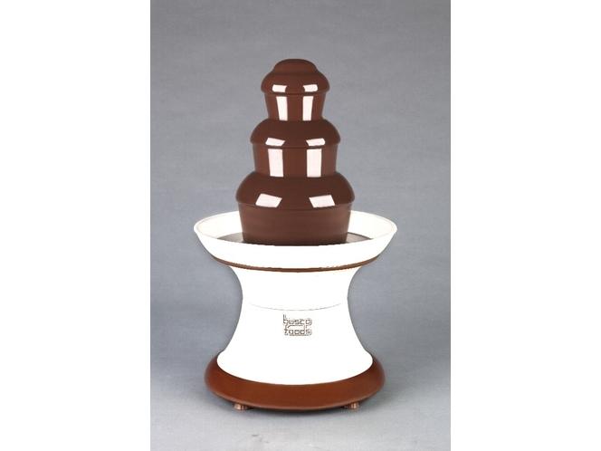 チョコレートファウンティン