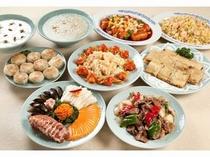 中華菜館・同發別館-コース料理②【イメージ】-