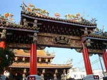関帝廟(中華街)