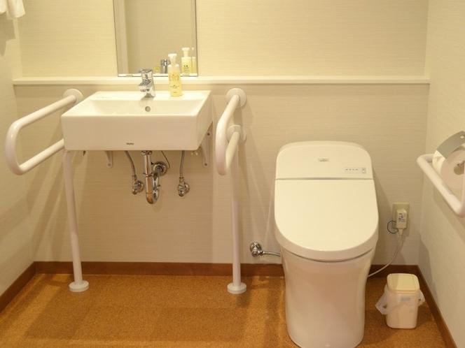 【バリアフリー対応】洗面台・トイレ手すり