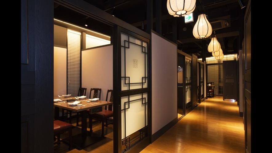 重慶飯店・本館3F個室
