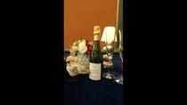 クリスマス限定・シャンパン・ハーフボトル【イメージ】③