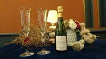 クリスマス限定・シャンパン・ハーフボトル【イメージ】②