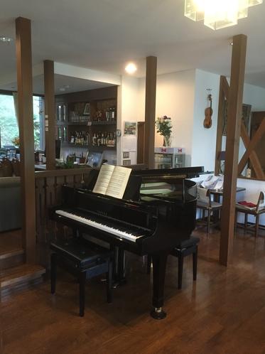 グランドピアノ ヤマハG3