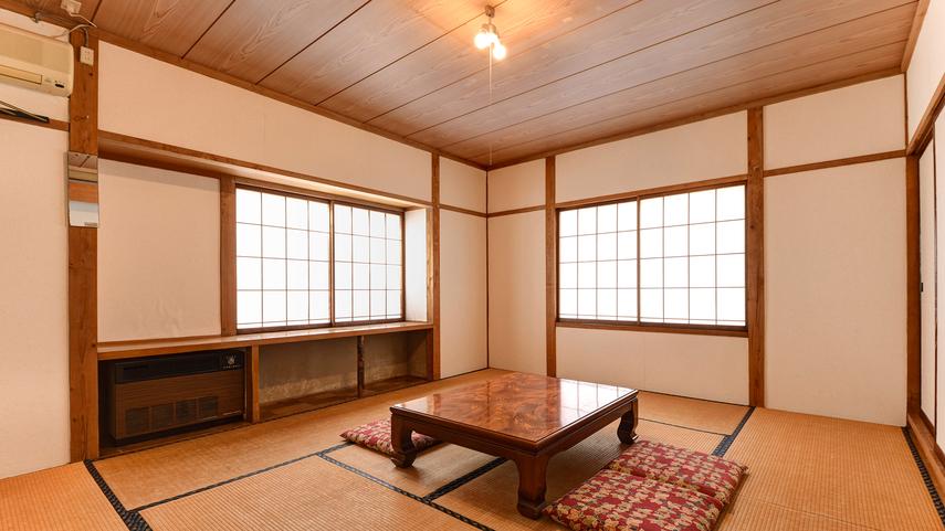 *別館和室/バス・トイレ・アメニティなしのため、お安く泊まれるお部屋です。学生さんや合宿におすすめ◎