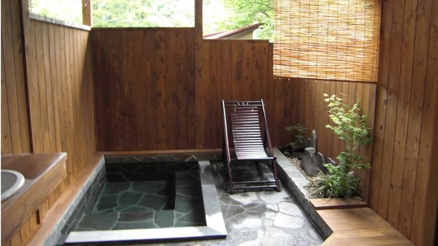 貸し切り風呂専用風呂 石の湯