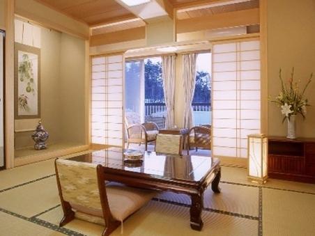 和室12畳または和洋室